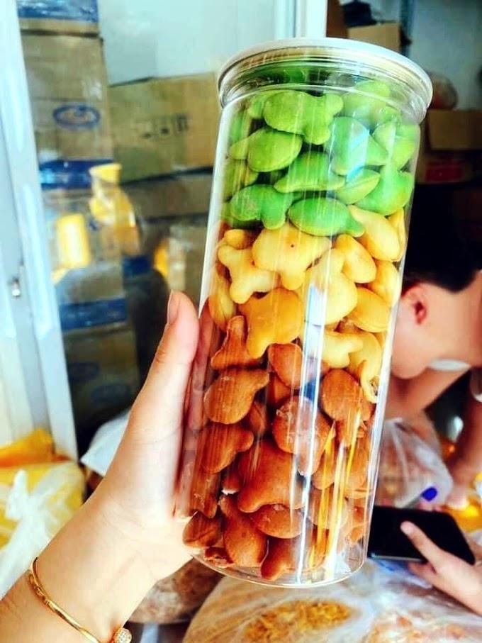 Bánh gấu nhân kem - nhà Shin