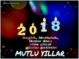 yeni yıl 2018 mesajları