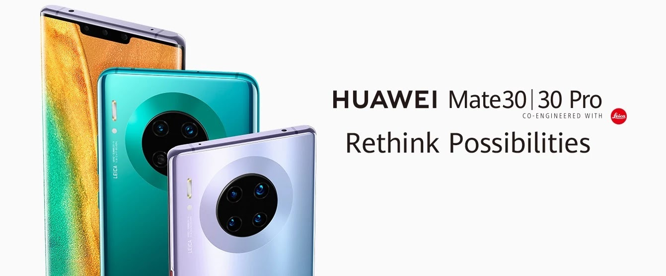Huawei Rethinks the Smartphone