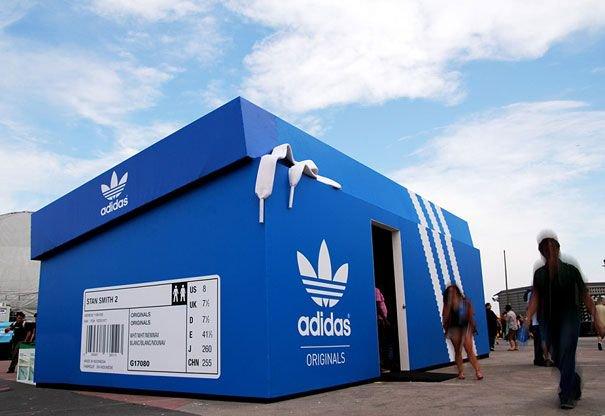 Adidas gerilla pazarlama örneği