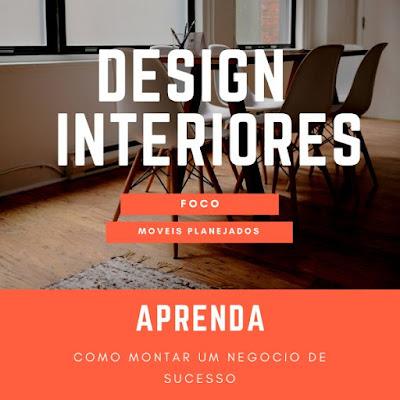 Design de interiores: foco em moveis planejados