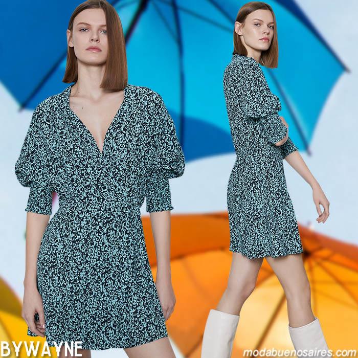 ropa de mujer primavera verano 2021