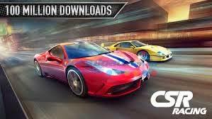 tải Game Đua Xe CSR RACING cho samsung