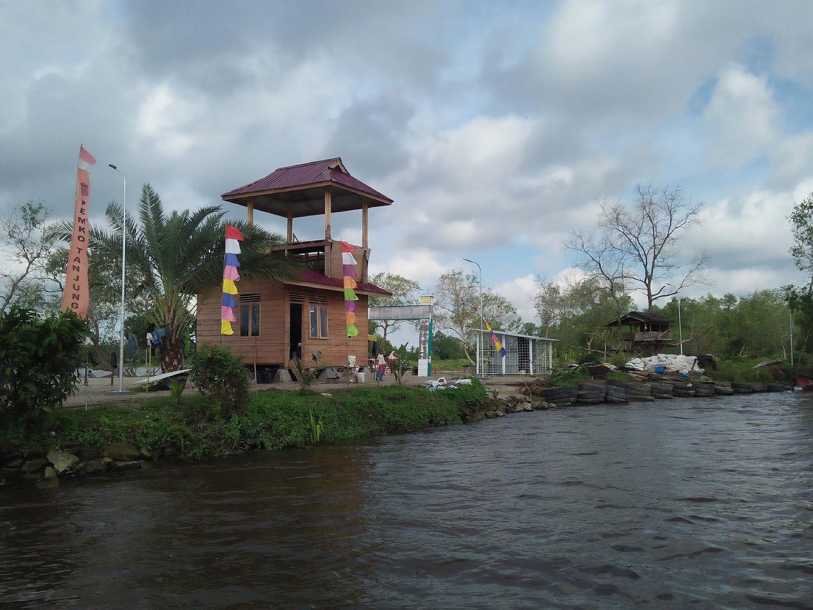 Kondisi Pulau Beswesen sekarang ini, Jumat (13/10)
