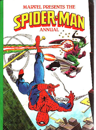 Spider-Man Annual 1981, the Green Goblin