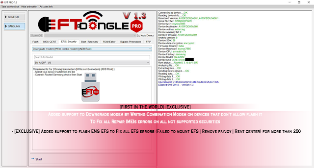 EFT Dongle Pro New Update 23/08/2019
