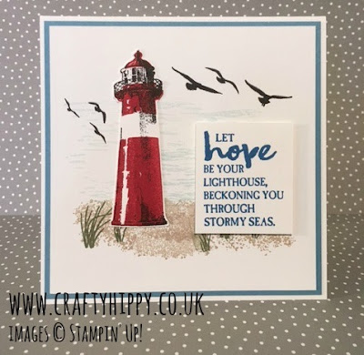 High Tide, Stampin' Up!