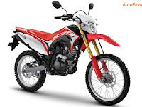 Honda CRF150L Siap Tantang Kawasaki KLX150BF, Berikut Harga dan Spesifikasinya