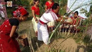 Photo of traditional Ali Ai Ligang celebration