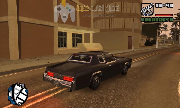 تحميل لعبة جاتا 10 GTA للكمبيوتر