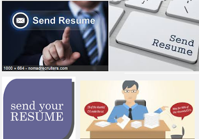 रिज्यूम ईमेल करें