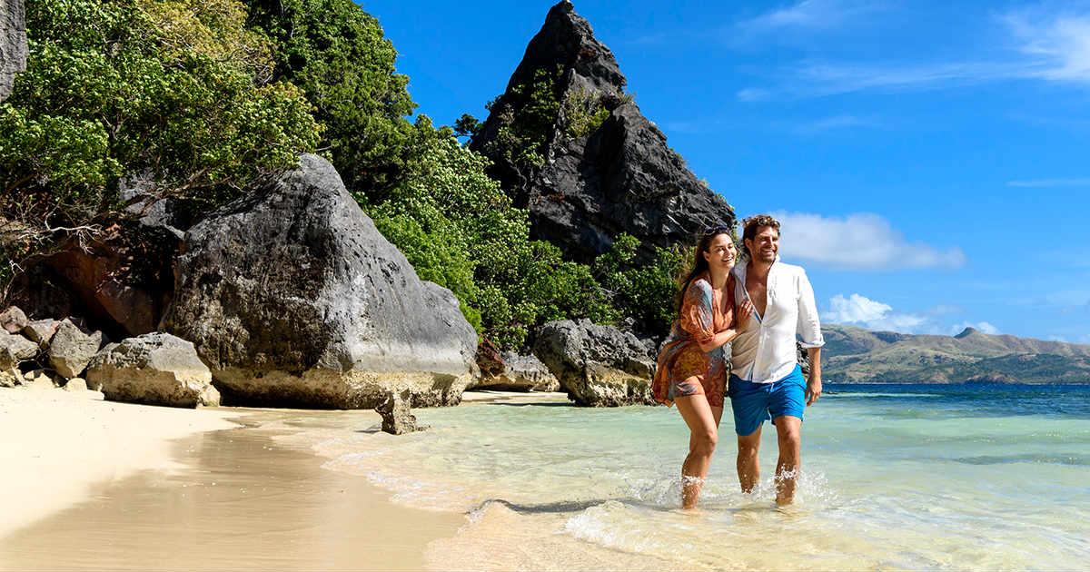 """Java John Z's : Expedia and Tourism Fiji's """"Bula Fiji! Interactive"""