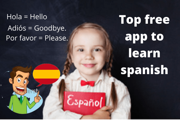 Top 9 free app to learn spanish in 30 days