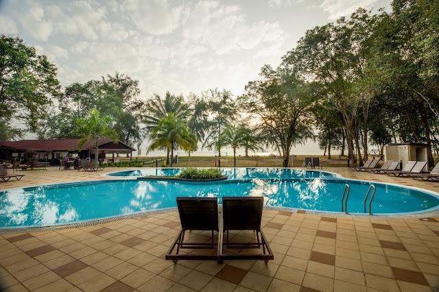 Cadangan Lokasi Percutian Berbaloi di Suria Cherating Beach Resort.