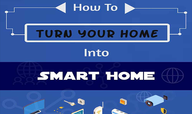 How To Turn Your Home Into Smart Home In 2019