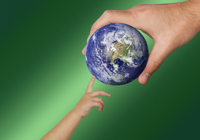Ser nuestra Tierra