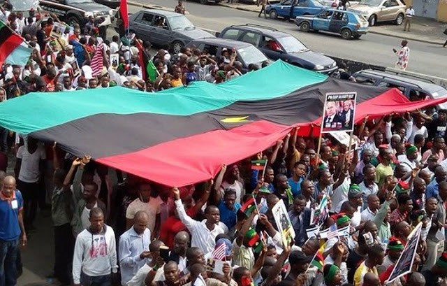 IPOB's bank account in US closed 'over fraud'