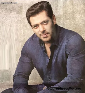 Salman Khan Biography, Age, Girlfriend, Career और परिवार