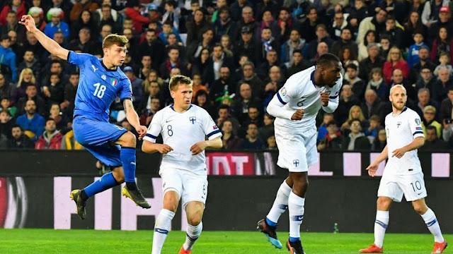 Prediksi Finlandia vs Italia Kualifikasi Euro 2020