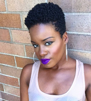 Transitioning Hairstyles For Short Hair For Natural Hair Newbies!