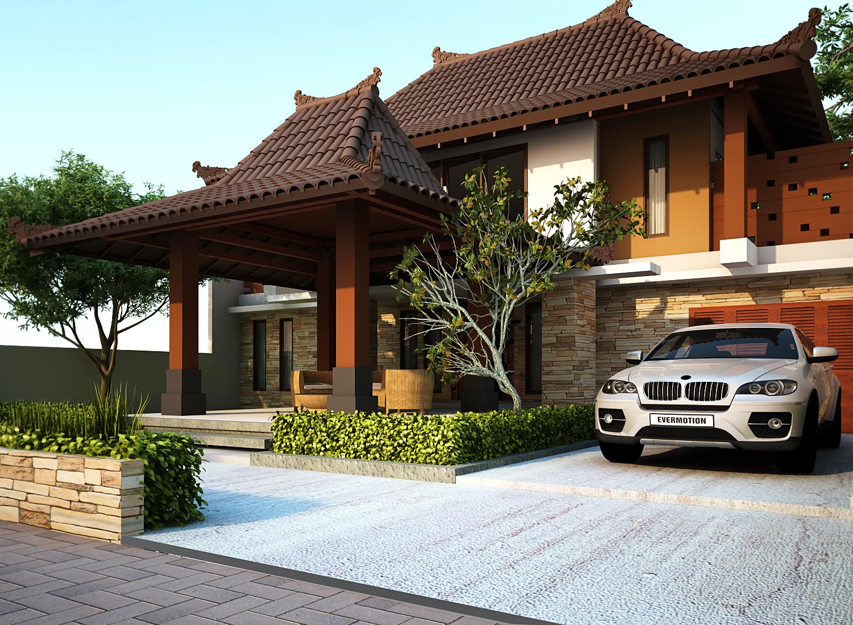 102 Desain Rumah Minimalis Modern Jawa Gambar Desain