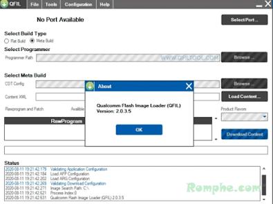 QFIL Tool v2.0.3.5