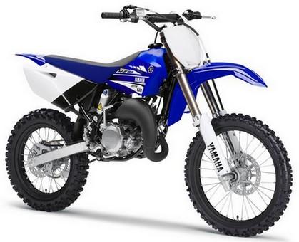 Harga Yamaha YZ85LW