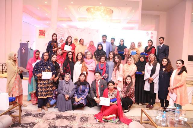 Kashf Entrepreneurship Awards 2019 recognise female entrepreneurs and artisans