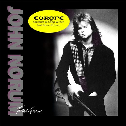 JOHN NORUM - Total Control {reissue} (2017) full