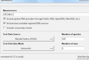 Cari DNS Terpantas buat Optimumkan Kelajuan Internet anda