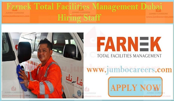 Facility management jobs in UAE, Urgent job openings in Gulf countries,
