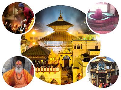 Pashupatinath Temple in Nepal