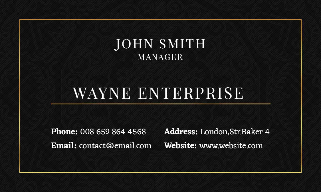 Luxury mandala business card gratistock free download psd luxury mandala business card reheart Images