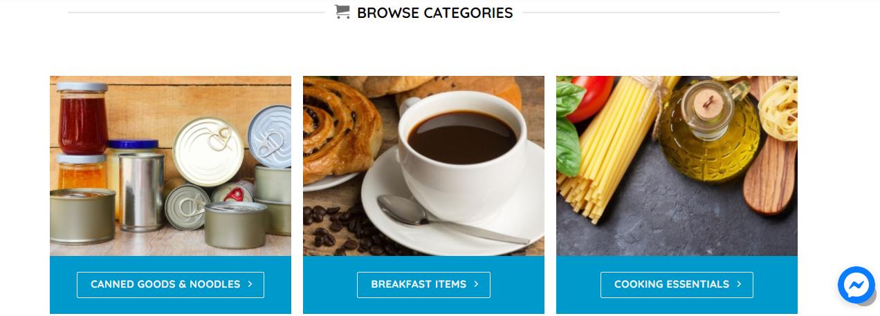 BigGrocer Food & Grocery Cebu