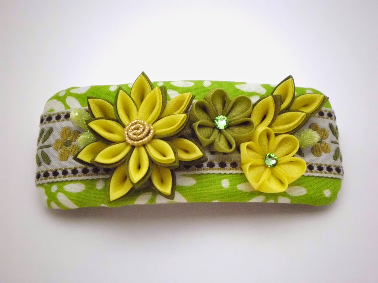 https://www.etsy.com/listing/228258295/hair-barrette-french-barrette-green