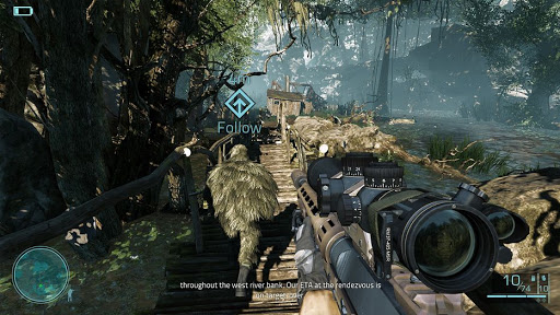 sniper ghost warrior 1 gameplay screenshot