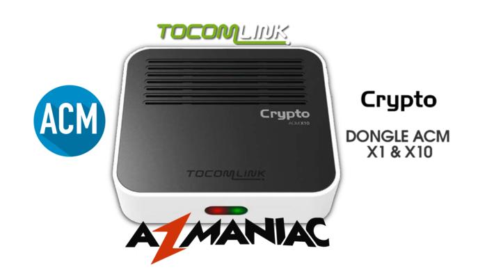 Tocomlink Dongle Crypto X1 ACM