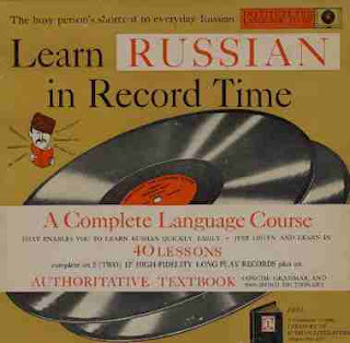 Learn Russian In Record Time ( 1961) Audio Lessons