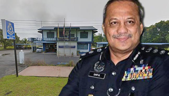 Ini Alasan Polis Kenapa Balai Polis Tutup Pintu Pada Malam