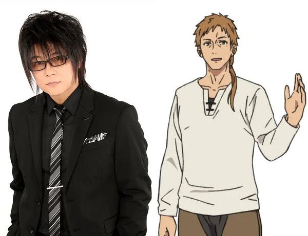 Toshiyuki Morikawa como Paul Greyrat.