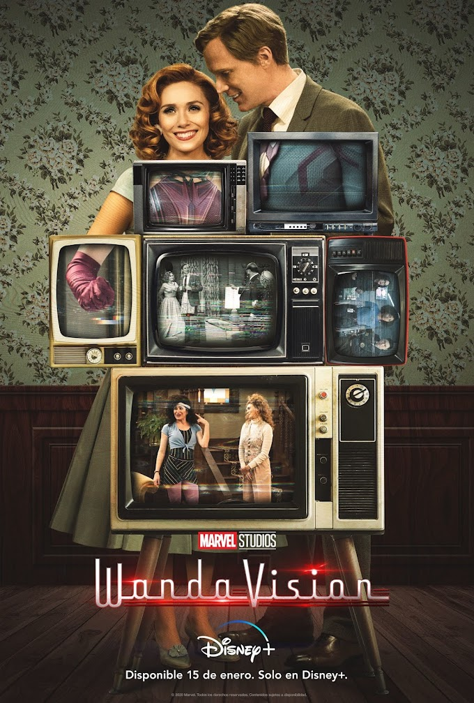 Wandavision - 720P - Latino