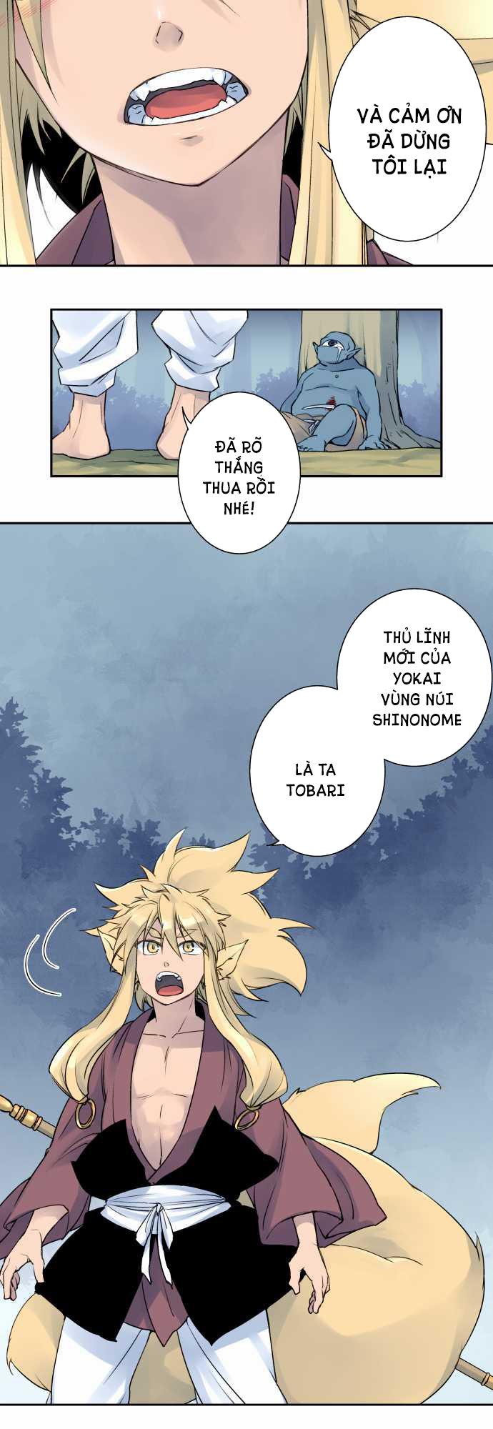 Ake no Tobari - Chương 5 - Pic 11