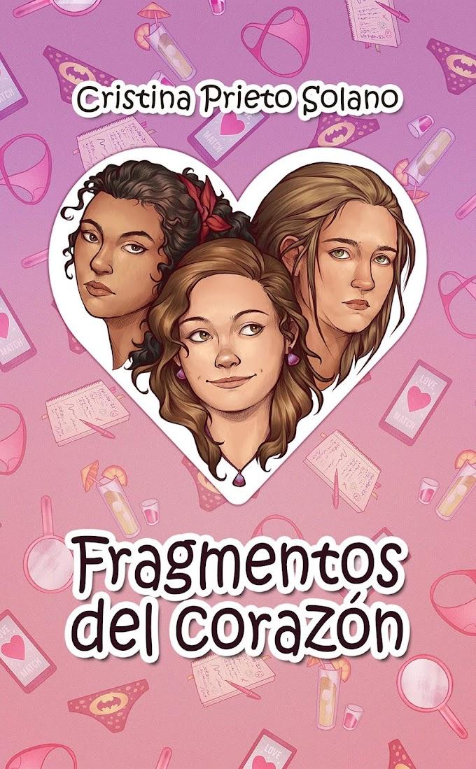 RESEÑA: Fragmentos del corazón - Cristina Prieto Solano