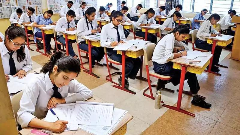 Kerala DHSE Results 2021, Examination
