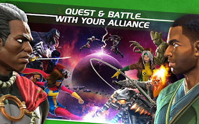 MARVEL Contest of Champions (Mod Damage) apk Terbaru