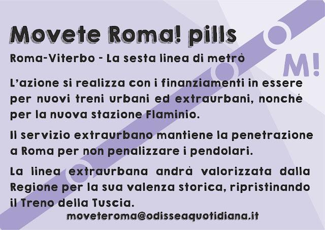 Movete Roma - Pillola numero 12, la metro F