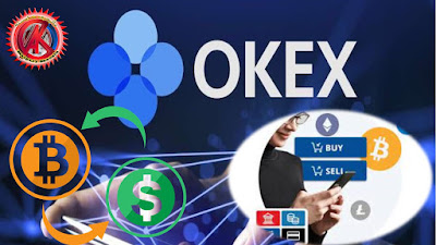 how to sign up on OKEX and how to Buy/Sell Bitcoin & cryptocurrency