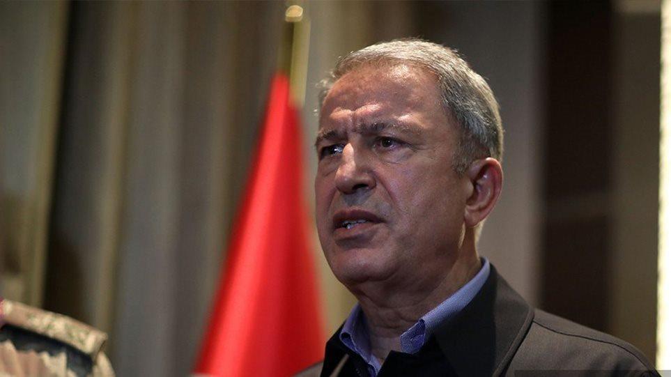 Μετά τον Ερντογάν ακραία ρητορική και από τον Ακάρ: Θα πεθάνουμε σαν ήρωες
