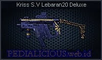 Kriss S.V Lebaran20 Deluxe