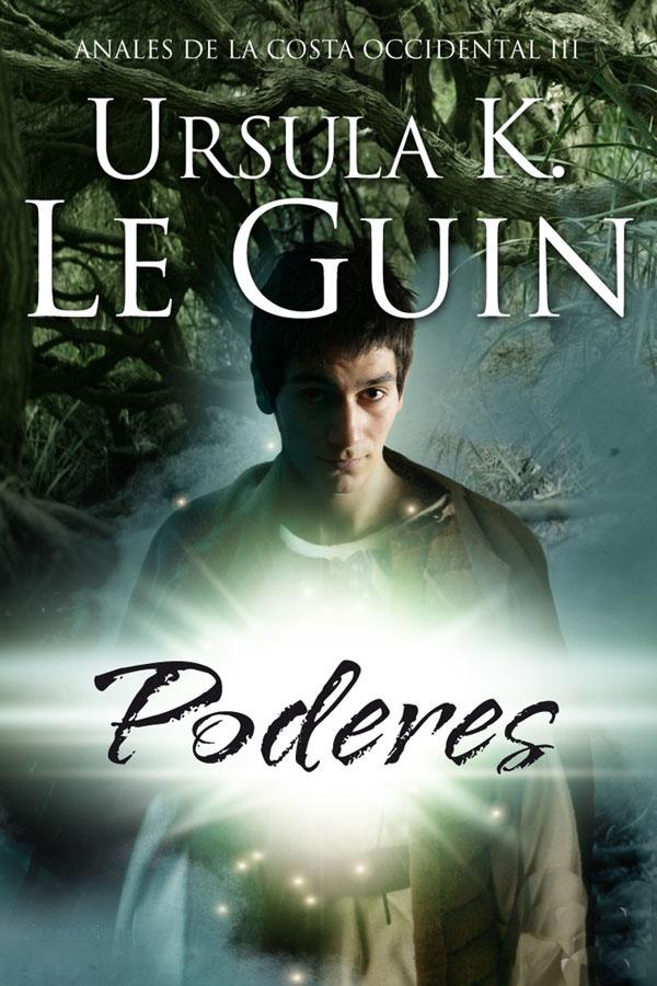 Poderes – Ursula K. Le Guin